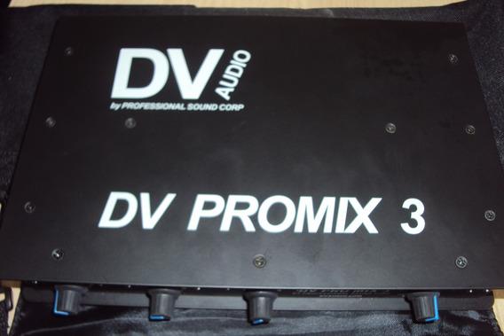 Mixer Dv Promix 3