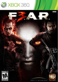 Fear 3 Xbox 360 Lacrado Em Portugues Frete R$ 12,00