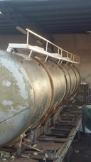 Tanque Inox Para Transporte De Água