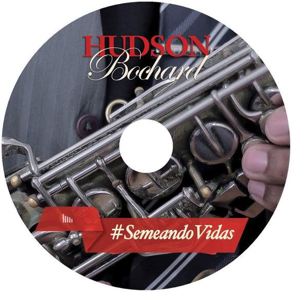 Cd Sax Hudson Bochard Gospel Saxofone