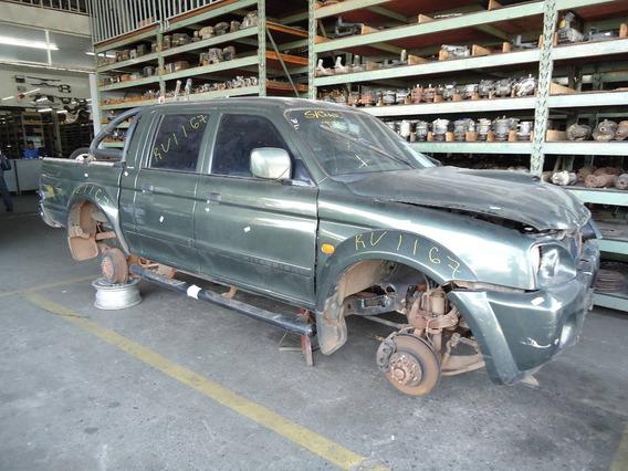 L200 Triton 2012 3.2 4x4 Para Venda De Cambio Manual