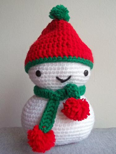 Patrones Navideños : Elfo | Amigurumi navideño, Navidad amigurumi ... | 500x375