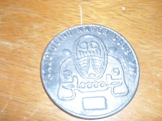 Medalha Decorativa Para Fusca