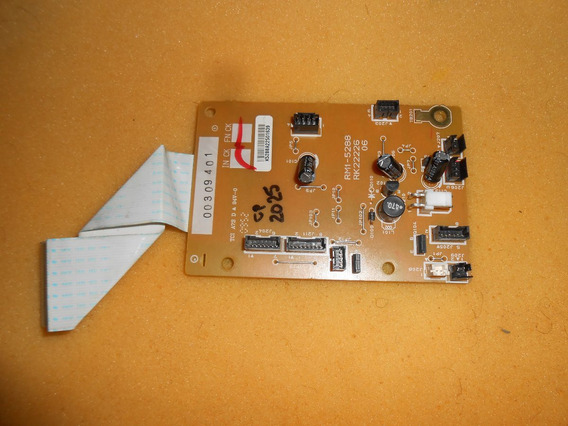 Placa Driver Pc Board Hp Lj Cm2320/cp2025