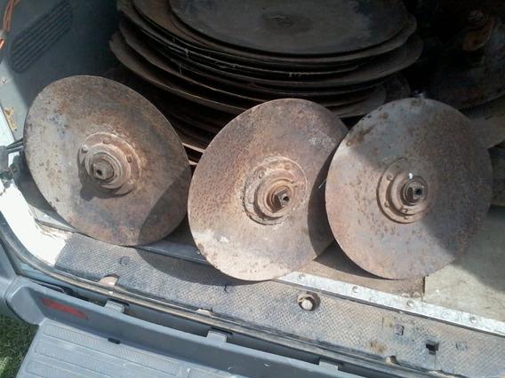 Disco De Arado De 27a32 Cm Concavos Imconseguibles