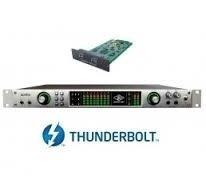 Universal Audio Apollo Quad + Thunderbolt