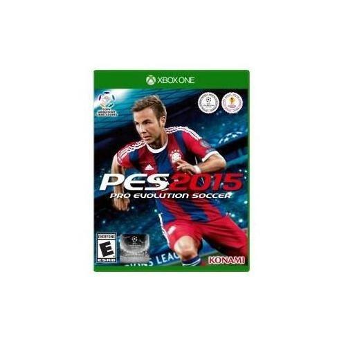 Jogo Novo Pro Evolution Soccer Pes 2015 Para Xbox One