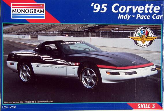1995 Corvette Indy Pace Car - 1/24 - Monogran