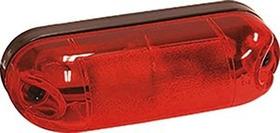 Lanterna De Luz De Teto Van Kombi Caminhão Escolar Vermelha