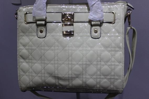 Bolsa Feminina Hil Style Bag | Creme | Cód. 264