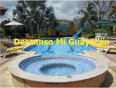 Finca De Descanso - Anapoima (mi Guayacan 1)