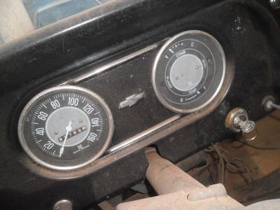 C10 Com Cabine Podre Motor 4cc - Sem Cambio E Diferencial