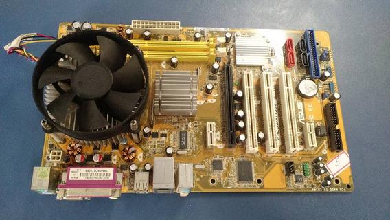 Placa Mãe Asus P5ld2-x/1333+proc.dualcore E2160 1.8ghz *off*