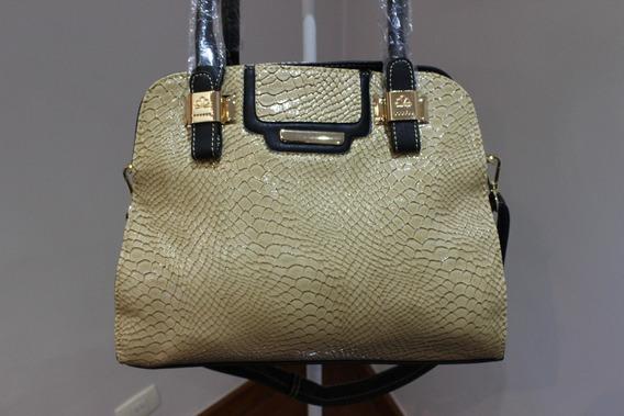 Bolsa Feminina Hil Style Bag | Bege | Cód. 6001