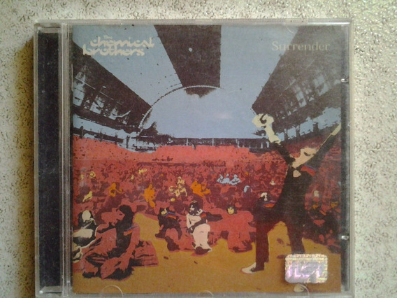 Cd Chemical Brother (frete Incluso)