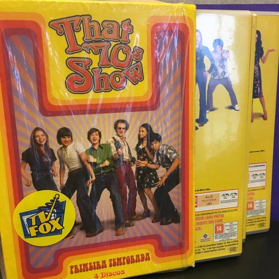 Box Dvd That 70