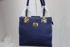 Bolsa Feminina Hil Style Bag | Azul | Cód. 8182