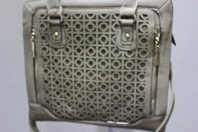 Bolsa Feminina Hil Style Bag | Cinza | Cód. 268