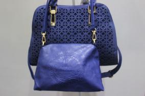 Bolsa Feminina Hil Style Bag | Azul | Cód. 269