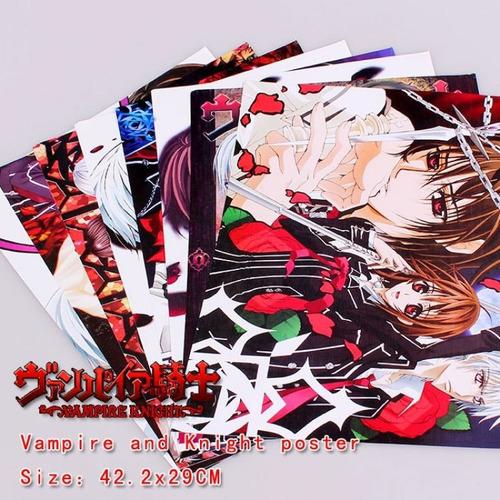 Vampire Knight Set 8 Poster