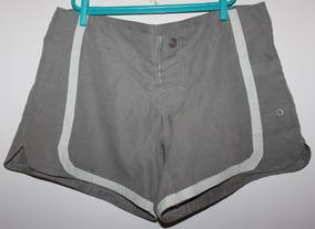 Shorts Bege Tamanho M ¿ Cód Rf219