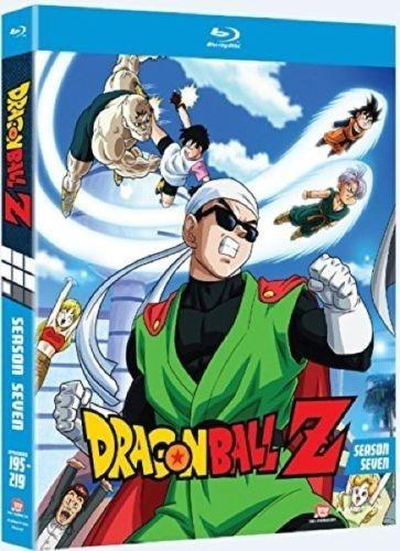 Dragon Ball Z Temporada 7 Siete Blu-ray