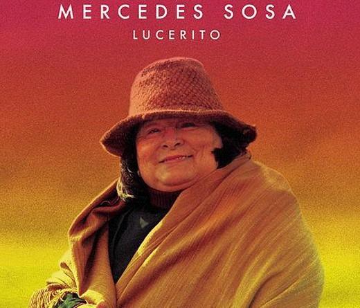 Cd Mercedes Sosa Lucerito Inédito Open Music Sy