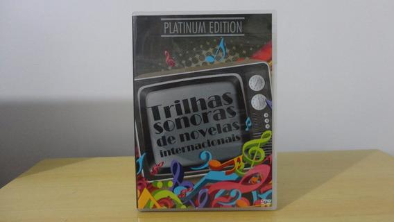 Trilhas Sonoras De Novelas Internacionais # Dvd Original