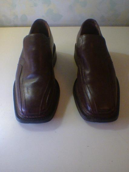 Zapatos De Cuero Para Hombre Zara