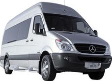 Arriendo De Van Con Chofer - Ahorra Hasta Un 35%