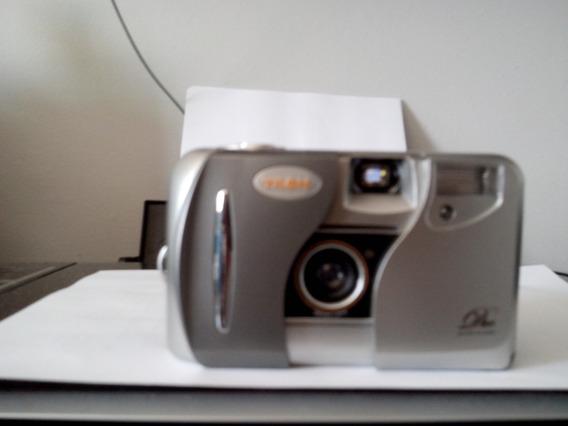 Máquina Fotográfica Tron Funcionando