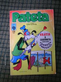 Pateta N. 54 - Editora Morumbi Lda ( (maio/1983)