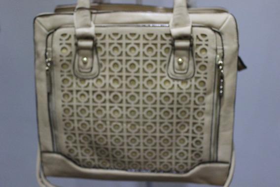 Bolsa Feminina Hil Style Bag | Bege | Cód. 268