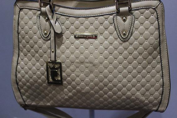 Bolsa Feminina Hil Style Bag | Bege | Cód. 3071