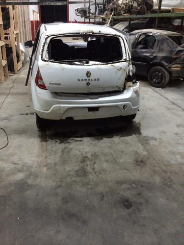 Sucata Renault Sandero 1.0 16v  Mecanico (somente Em Peças)
