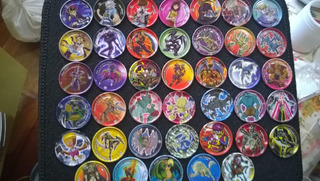 Tazo Cards Coleçao Completa Yugioh Metal Tazos Elma Chips