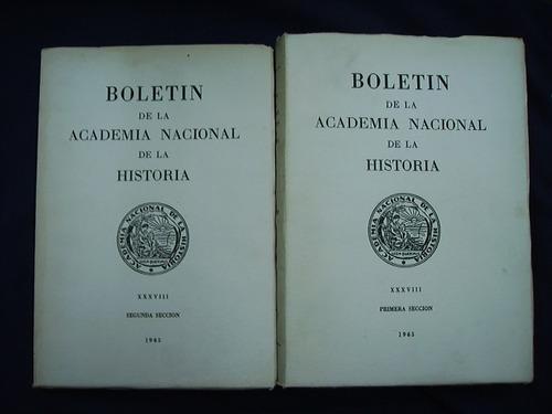 Boletín De La Academia Nacional De La Historia ¿ 1965 (2 To