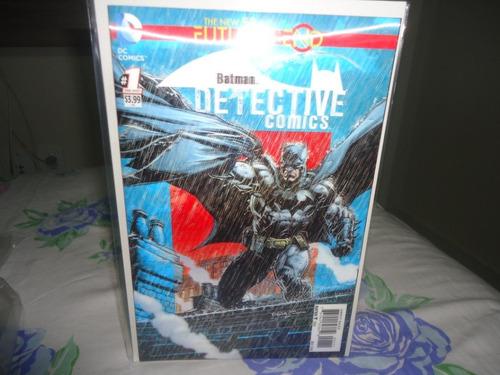Detective Comics # 1, Capa Em 3d Importada, + Bag & Board