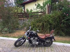 Shadow Vt 600 Troco Por Moto Cc Menor