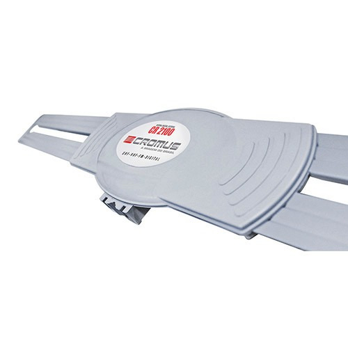 Antena Externa Digital / Vhf / Uhf / Fm - Cr 2100 - Cromus