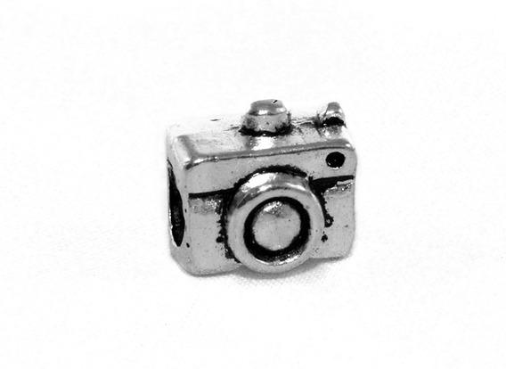 Mini Pingente Câmera Fotográfica 3d