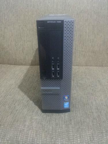 Imagem 1 de 7 de Pc Computador Dell Optiplex 7020 Core I3 8gb 250gb Monitor