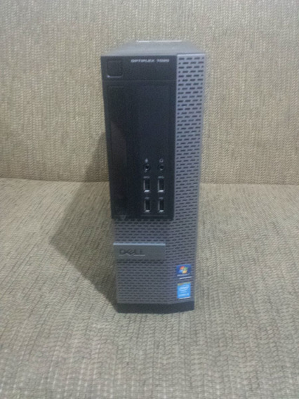 Pc Computador Dell Optiplex 7020 Core I3 4gb Ddr3 Hd 500 Gb