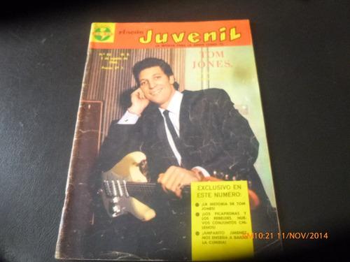 Revista Rincon Juvenil N° 85 - Tom Jones -gloria Aguirr(305