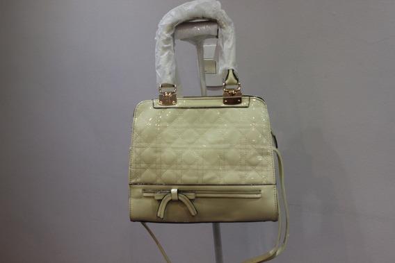 Bolsa Feminina Hil Style Bag | Creme | Cód. 260