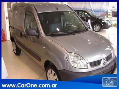 Kangoo Confort 1.6 Furgon Auto 0km Plan!