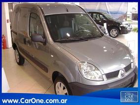 Kangoo Confort 1.6 Furgon Auto 0km Con Aire Y Direccion