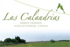 Lote En Las Calandrias Alto Los Cardales