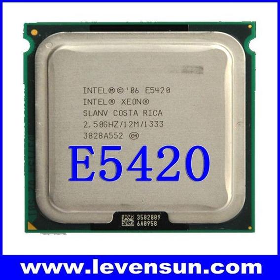 Proc Intel S771 Xeon E5420 2.5ghz 12mb 1333 Mhz Slbbl Oem