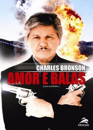 Amor E Balas - Dvd - Charles Bronson - Jill Ireland